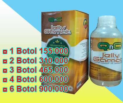 new harga qnc jelly gamat